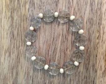 Etched Moon & Stars Bracelet