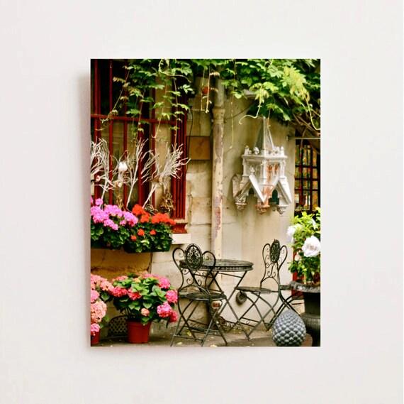 Parisian Home Decor Colorful