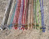 Bead Hair Tie Ponytail Holders Leather Hair Wraps Braid Hair Extensions Bohemian Hair Styles  Z114
