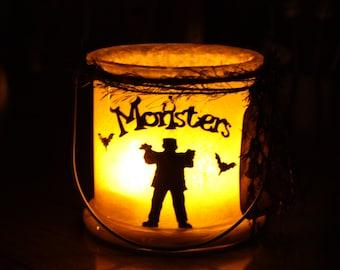 Monsters Halloween Lantern