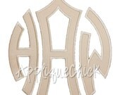 Louise Applique Monogram Alphabet