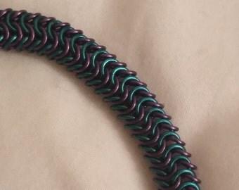 Round Chain Maille