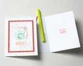 Invincible Greeting Card