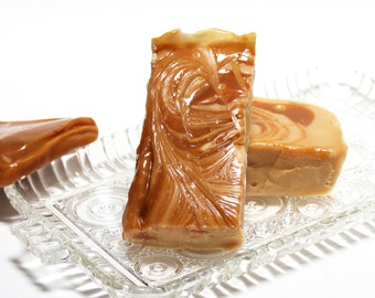 Dulce de Leche Fudge, 1 pound of Caramel Fudge