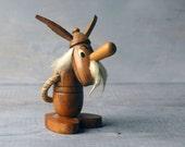 Nordic Viking Figurine