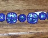 Blue Bracelet Paris Chic Festival Jewelery