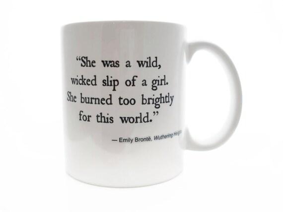 Resultado de imagen de wuthering heights mug
