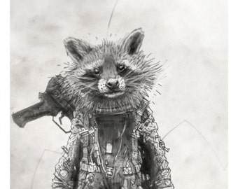 My raccoon thinks hes an astronaut and wont stop barking at trees
