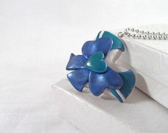 Sailor Neptune Sailor Scout heart pendant