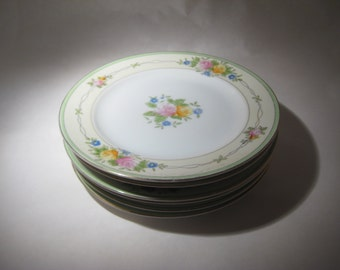 6 Japanese Porcelain Plates