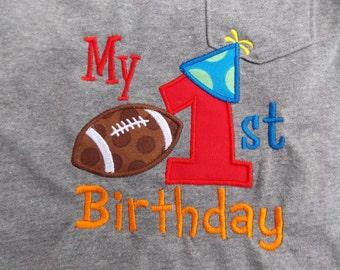Custom Girls/Boy First  Birthday  My First Birthday shirt