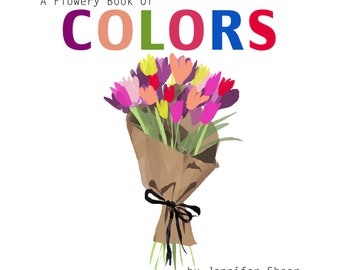 A Flowery Book Of Colors