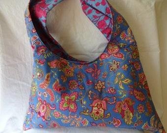 Amy Butler pattern diaper bag