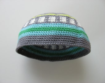 cotton skull cap hat kufi small