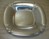Bon Bon Candy Dish #1048 Triumph Actual International Silver Co 1968-1973