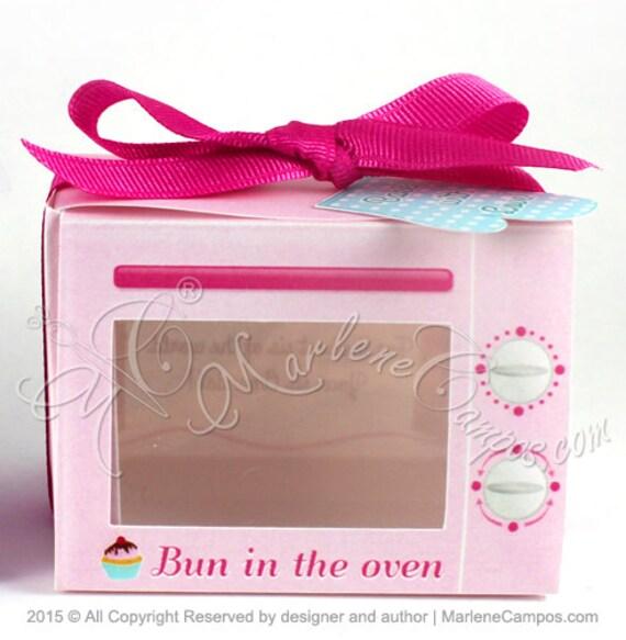 cupcake box template free