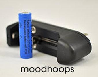 """3/4"""" Hoop Batteries - 14500 AA-size"""