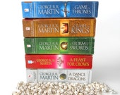 100 A Game of Thrones Books 1-5 Origami Stars
