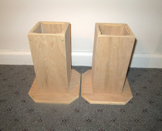 Items similar to furniture risers 8 inch all wood for Furniture risers