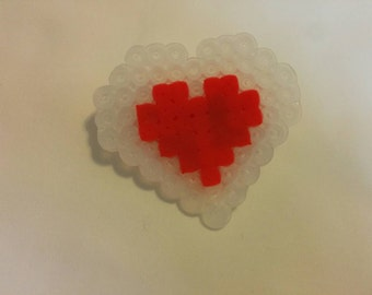 Legend of Zelda Heart Container Pin