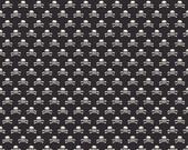 Happy Haunting Skulls in Black, Deena Rutter, Riley Blake Designs, 100% Cotton Fabric, C4675-BLACK
