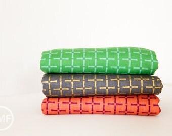 Charms Bamboo Half Yard Bundle, 3 Pieces, Ellen Baker for Kokka Fabrics, Double Gauze Cotton Fabric, JG-42100-102