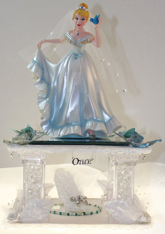 Cinderella Birthday Party Cake Toppers Page Two  Birthday Wikii