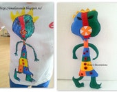 Kids Drawing Toy, Customized Toy