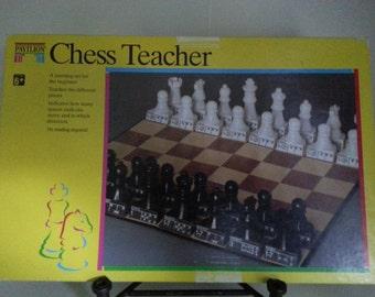 1992 Chess Teacher by Pavillion