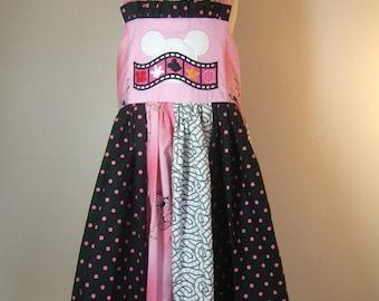Boutique Film Star Mickey Twirl Dress