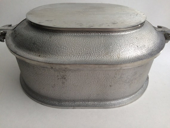 Guardian Service Cast Aluminum Oval Roaster By Kitchenklutter