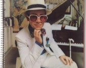 Elton John Greatest Hits Recycled Record Album Cover book