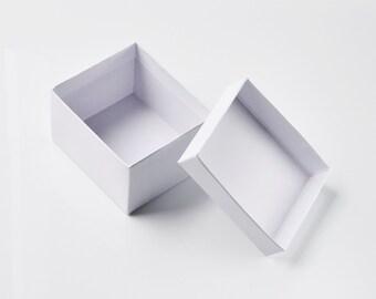 White Box - Shipping Supplies - Boxes