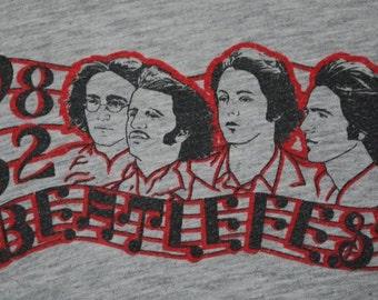The Beatles Beatlefest Jersey Shirt 1982 vintage
