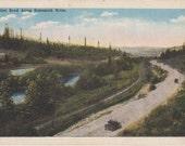 Washington, Bothel Road, Sumamish River - Vintage Postcard - Unused (D1)