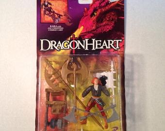 1995 DragonHeart action figure, Kara, NIP