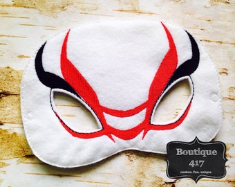 Kabuki childrens face mask pretend play fun