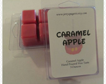 Caramel Apple Scented Wax Tarts - Mickey Apples