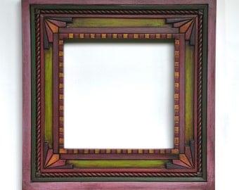 Lavender Mirror