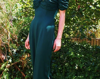 Forest Green Fairee Frock
