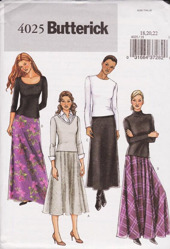 Cut Loose Skirt 14