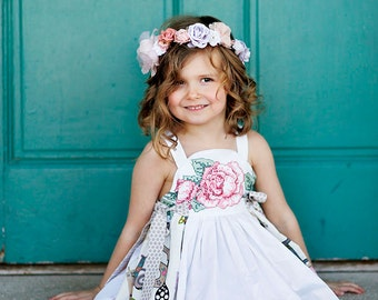 NEW: Joy Dress PDF Pattern & Tutorial, All sizes 12M-10 years included