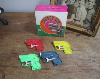 1970'S Five and Dime Target Gun. Imperial Toy Corporation Target Gun. Toy Plastic Gun.