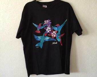 1993 // Humming Bird Florida Shirt