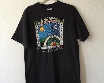 1993 // Playboy Jazz Festival Shirt