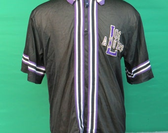 Los Angeles Basketball Jersey Mesh - Adult XL - #474