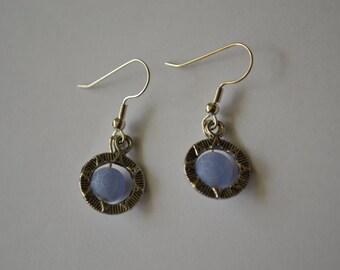 Stargate inspired Dangle Earrings