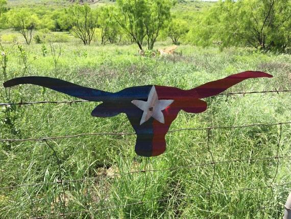 Items Similar To Texas Decor Longhorn