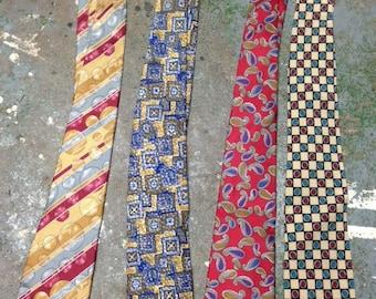 vintage Oleg Cassini tie