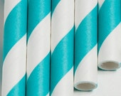 Striped straws for parties, scrapbooking, cake pops, dipped fruit.  Made in the United States